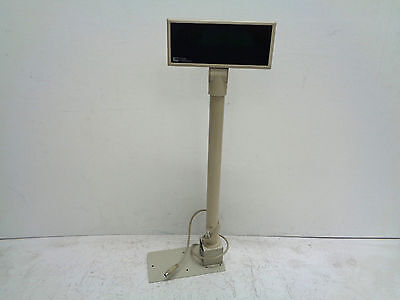 Logic Controls Pos Pole Displays Pd3000-9 - White