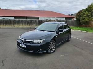 2010 Subaru Impreza RS Automatic Hatchback