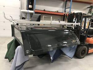 Boîte de camion fibre de verre