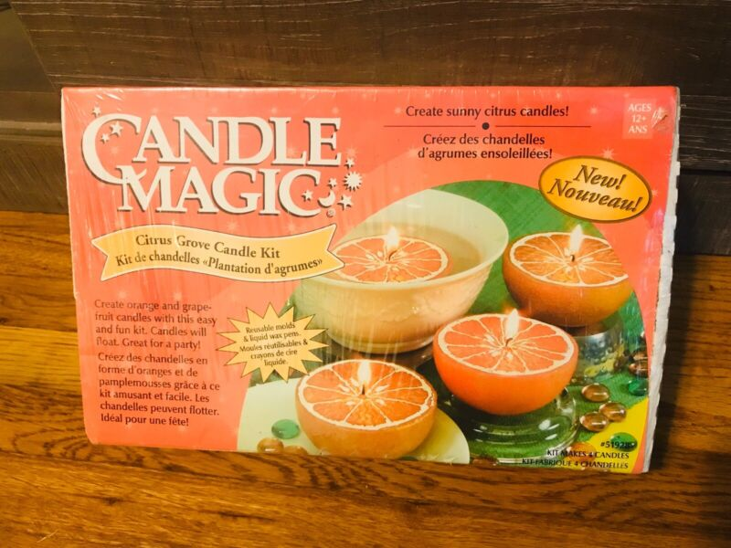 Candle Magic Candle Kit