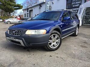 2006 Volvo XC70 CROSS COUNTRY 2.5T AWD OCEAN RACE Familiale