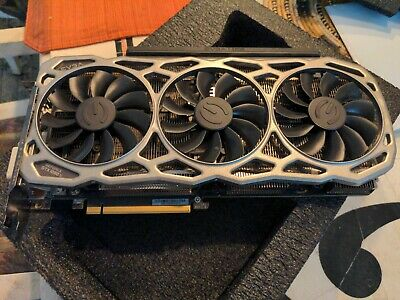 EVGA GeForce GTX 1080 Ti FTW3 GAMING 11GB Graphics Card