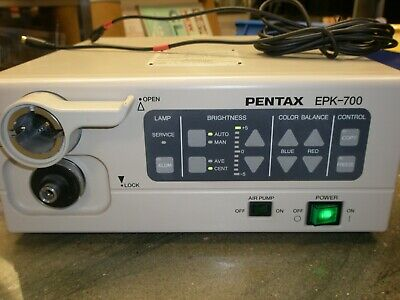 Pentax Epk-700 Processor Endoscopy