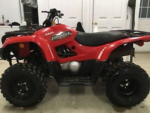 Yamaha 300 Grizzly