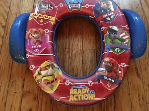 Paw patrol potty seat