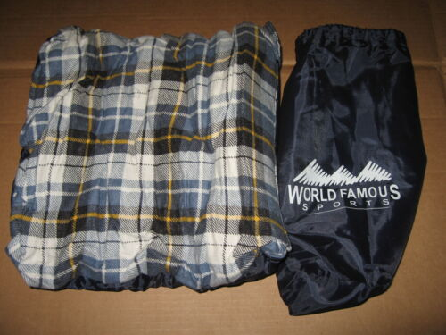 """World Famous Sports Small Camp Pillow 10"""" x 12"""""""