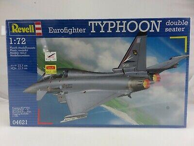 Revell EUROFIGHTER TYPHOON 1/72 Scale Plastic Model Kit 04621 SEALED 2001