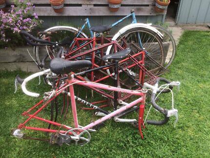Bike frames