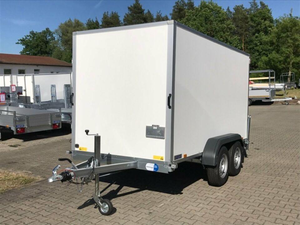 ⭐Anhänger Saris Koffer GX2700 2700 kg 356x169x180cm Auffahrklappe in Schöneiche bei Berlin