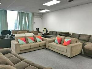 DELIVERY TODAY QUALITY MODERN COMFORTABLE 3x2 Sofas set SALE