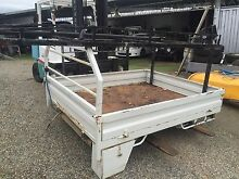 Toyota landcruiser steel tray $400 hj75 fj75 hzj75 fzj75 Bundamba Ipswich City Preview