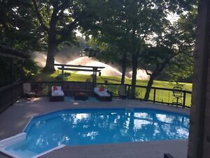 Beautiful Dundas Home backing onto Golf Course for Sale Reduced