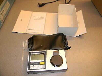 Sper Scientific Lab Digital Refractometer 300036 W Case, Manual, More