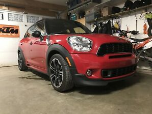 Mini Cooper s Countryman 2014