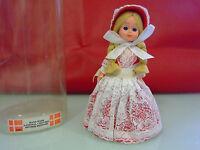Bambolina Souvenir Vintage In Costume Tipico-tradizionale Danimarca -  - ebay.it