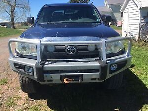 2008 Toyota Tacoma 4x4 TRD off-road 6 speed manual
