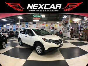 2014 Honda CR-V LX AUT0  A/C H/SEATS BACKUP CAMERA 50K