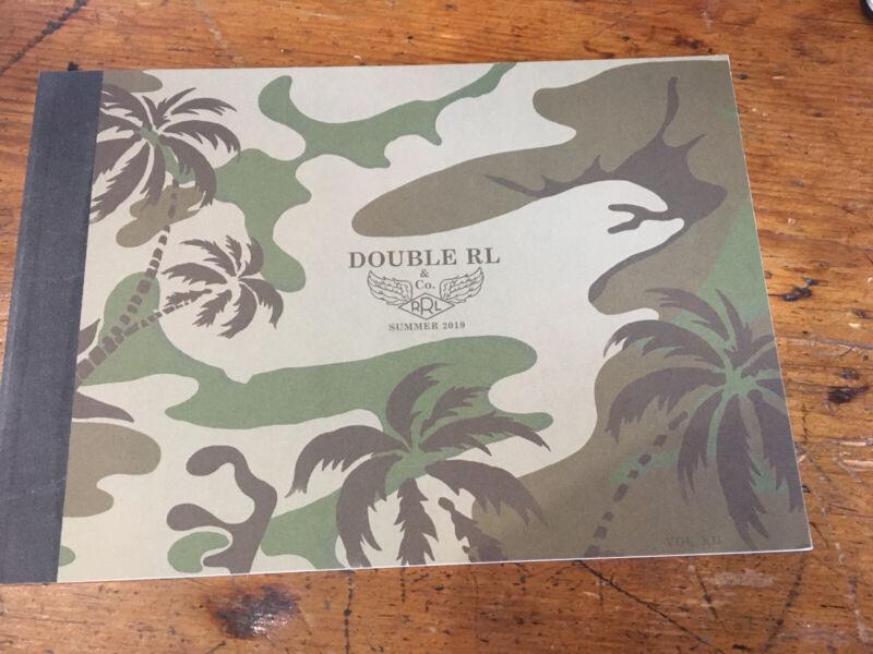 Double RL Catalog RRL Ralph Lauren Summer 2019