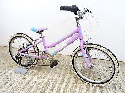 "Cuda Mayhem 20"" Girls Kids Hybrid Mountain Bike Alloy 11.5"" Age 7-9 Pink Working"