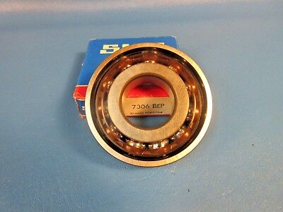 Skf 7306bep Angular Contact Ball Bearing Single Row