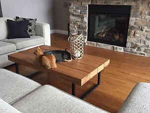 Reclaimed Coffee Tables, End Tables and Benches