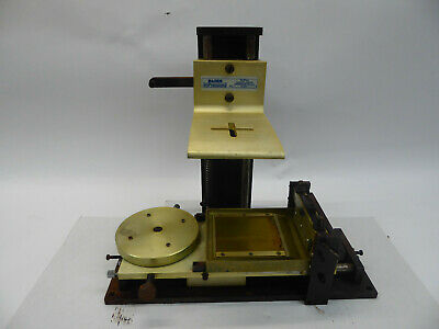 Basco Impressions Pad Printer No. 4194 Printing Press