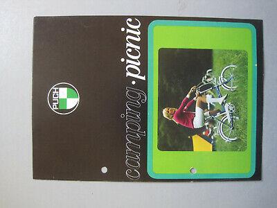 L805: Steyr Daimler Puch Fahrradprospekt 1971