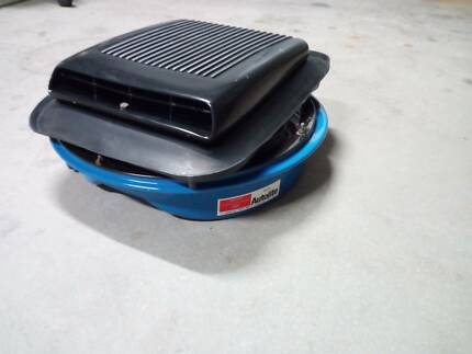 Ford Falcon GT shaker bonnet scoop