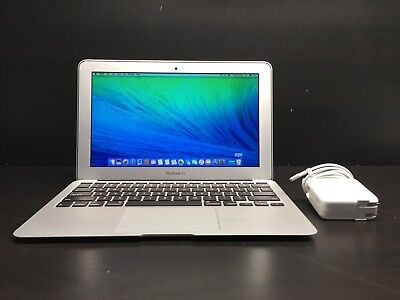 "ULTRA APPLE MACBOOK AIR 11"" / 1.6GHz Core i5 / 128GB+ SSD / OS-2017 / WARRANTY"