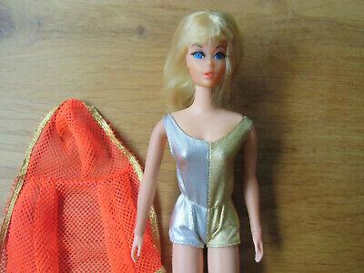 Vintage Mod 1970 blonde Living Barbie 1116 in - 1970 Outfit