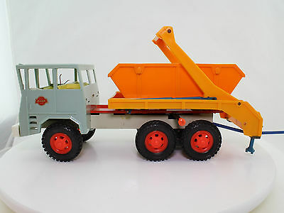 GAMA Faun Containerfahrzeug LKW mit Container Blech/Kunststoff RC