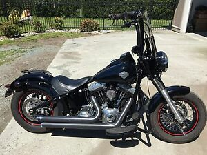 2013 Harley Davidson FLS slim ( fat boy )
