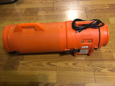 Allegro 9533-25 Com-pax-ial Confined Space Ventilation Blower W 25 Ducting