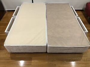 King bed base with 4 drawers $220 FREE DELIVERY