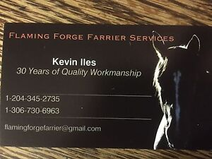 Farrier with 30 years experience!!!!!
