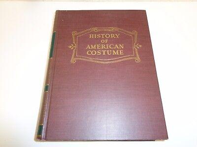 Elizabeth McClellan HISTORY OF AMERICAN COSTUME 1607-1870 Tudor 1937