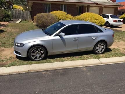 2010 Audi A4 Auto