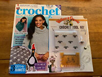 Crochet Now Magazine 3 Official Wallace /& Gromit Tools Toy Pattern 2019 NEW