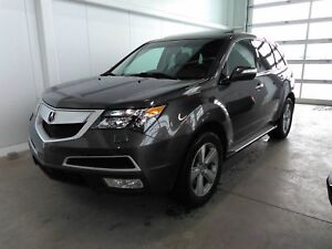Acura MDX Tech Pack  ** Gps ** Tv/dvd ** 7 Passagers** 2011