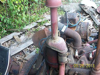 Farmal International Cub Air Cleaner Breather Air Filter Oil Bath