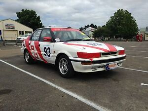 1992 Toyota Corolla Racecar Freshwater Manly Area Preview