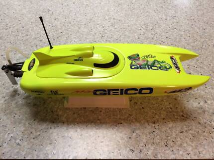 Rc Boat Miss Geico, electric