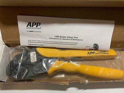 Anderson Power Products 1309g3 Ratchet Crimping Crimper Crimp Tool 1309g3