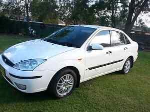 2004 Ford Focus Sedan Wallalong Port Stephens Area Preview