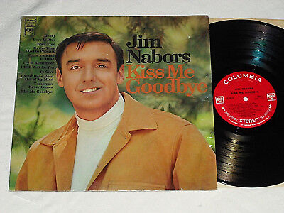 Jim Nabors Kiss Me Goodbye  1968  Stereo Columbia Lp  Still In Shrink
