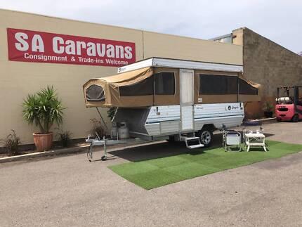 Jayco Swan Outback Off Road Camper