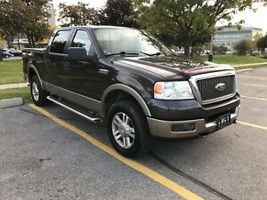 2005 Ford F-150 4X4 5.4 Lariat Loaded