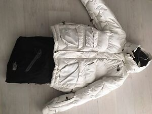 NORTHFACE ski suit parka and pant
