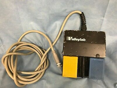 Valley Lab Footswitch E6008b