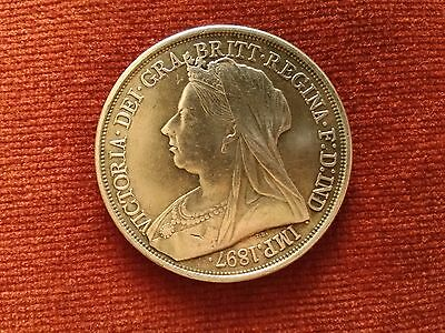 Queen Victoria Crown 1897 (reproduction).